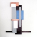 woodrelief geometric constructive art contemporary els van t klooster